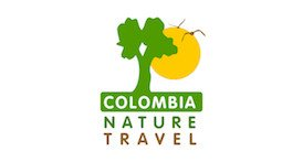 colombia nature travel logo