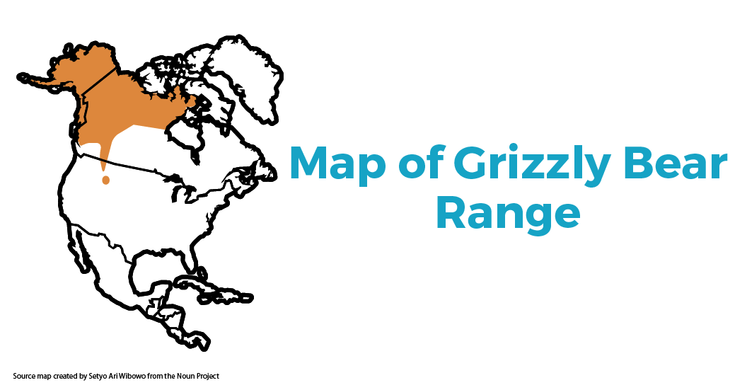 exploring the map of grizzly bear habitat